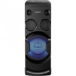 High Power Home Audio System with Bluetooth®