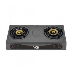 Von Table Top 2 Brass Burner VAC7K202T
