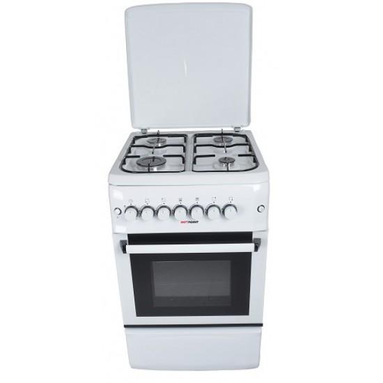 Von 4 Gas Cooker VAC5F140PW