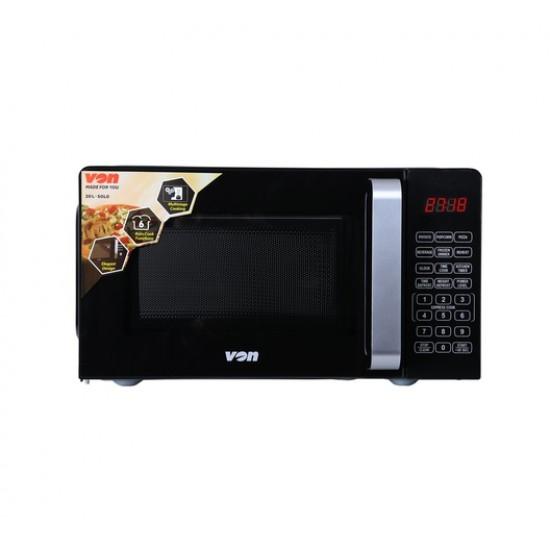 Von 20l Digital Microwave Oven VAMS-20DGX