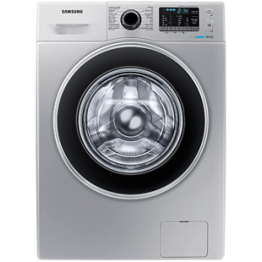 Samsung 8KG Front Load Washing Machine , Silver
