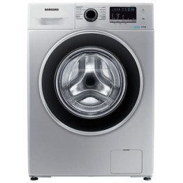 Samsung 6KG Front Load Washing Machine, Silver