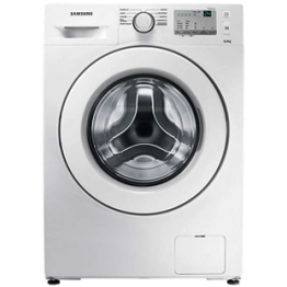 Samsung 7KG Front Load Washing Machine, White