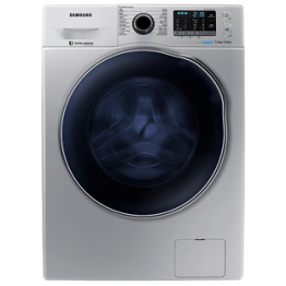 Samsung 7KG Washing Machine + 5KG Dryer, SILVER