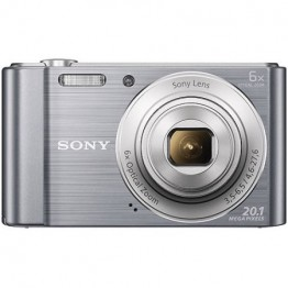 Sony Cyber-SHOT DSC-W810 ( 20.4 MP,6 x Optical Zoom,2.7 -inch LCD )