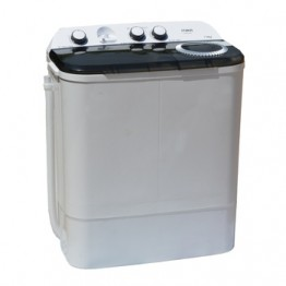 Mika 6Kg Washing Machine Top Load Semi-Automatic