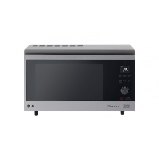 LG 25L Inverter Grill Microwave MH6535GISW