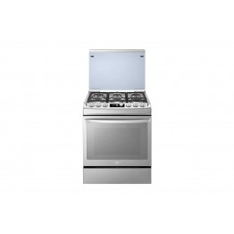 LG Free standing 6 Gas Burners